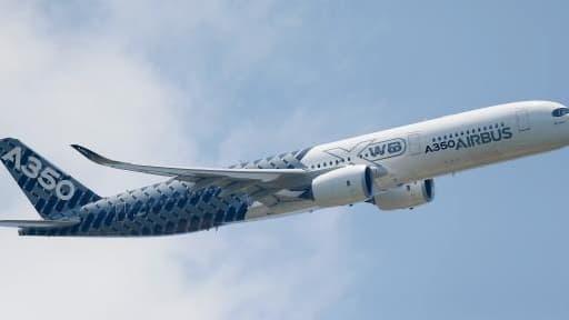 L'Airbus 350 devrait recevoir sa certification avant la fin 2014.