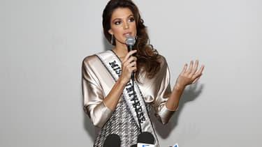 Iris Mittenaere, Miss France en 2016 puis Miss Univers en 2017, était en cinquième année de chirurgie dentaire lors de son sacre.