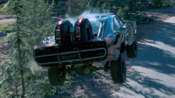 La Charger off road de Fast and Furious 7
