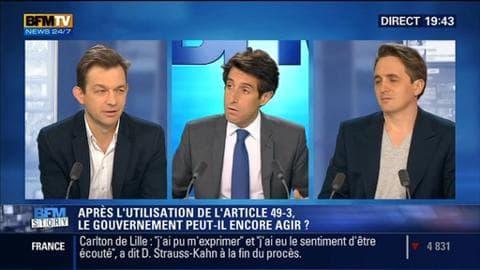 BFM Story: Quel avenir pour le PS et Nicolas Sarkozy? - 20/02
