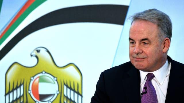 James Hogan, actuel PDG d'Etihad Airways, quittera ses fonctions le 1er juillet.