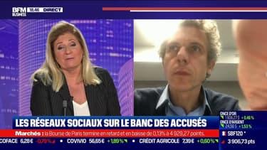 """Gilles Babinet: """"l'anonymat fait parti du fonctionnement normal d'une démocratie"""""""