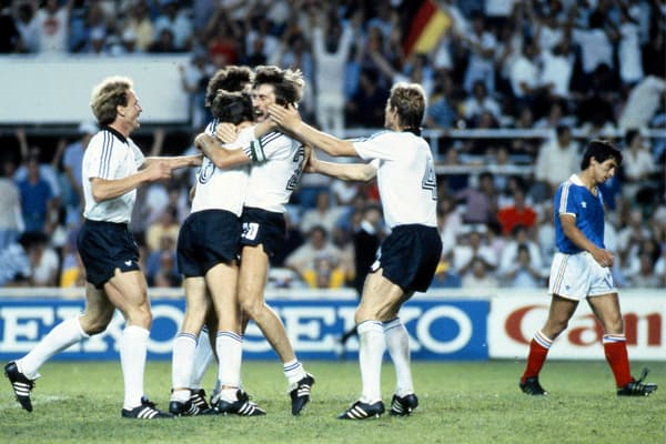 RFA-France 1982