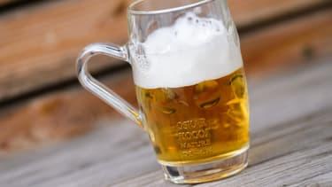 Les moines bénédictins de Saint-Wandrille (Seine-Maritime) ont relancé la production de bière artisanale monastique en France. (image d'illustration)