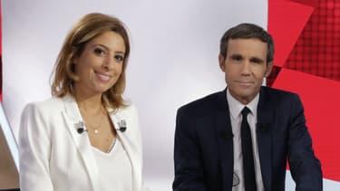Léa Salamé et David Pujadas interrogeront individuellement les 11 candidats sur France 2, le 20 avril 2017