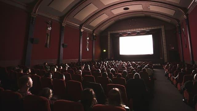 Une salle de cinéma (photo d'illustration).