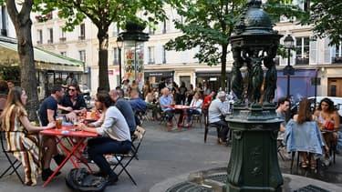Quelque 3.500 restaurants répertoriés par le guide rouge en France ont la possibilité de participer à cette initiative