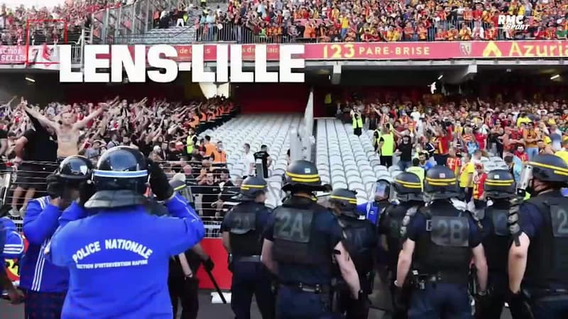Incidents Ligue 1 : L'OM et le LOSC ne digèrent pas les sanctions