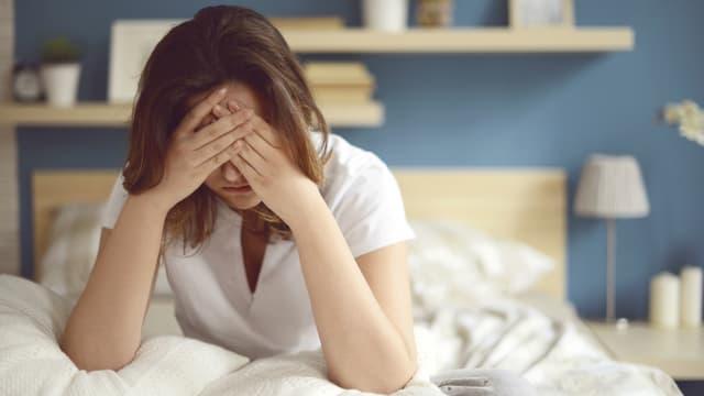 La dépression est une maladie qui touche tous les âges, depuis l'enfance jusque très tard dans la vie. - iStock - elenaleonova