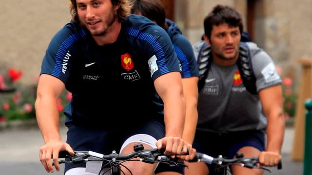 Maxime Médard, de retour dans le groupe France