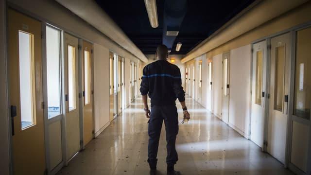 Une cinquantaine de surveillants ont bloqué la prison de Luynes, ce jeudi matin, dans les Bouches-du-Rhône. (Photo d'illustration)
