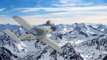 L'équipe d'Elixir Aircraft a loué des logiciels en mode cloud auprès du portail d'applications mis en place par Dassault Systèmes.