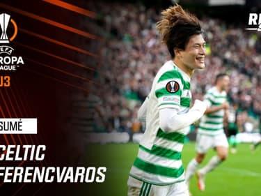 Résumé : Celtic 2-0 Ferencvaros - Ligue Europa J3