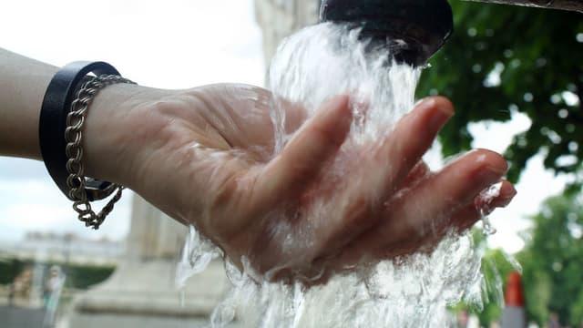 Paris compte désormais 10 fontaines d'eau pétillante (photo d'illustration).