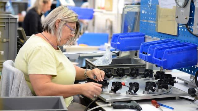 Air Liquide compte doubler sa production de respirateurs en avril.