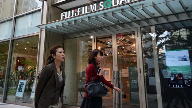 Face au recul du marché de la photo, Fujifilm a su opérer un recentrage vers le domaine de la santé.