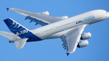 Les ventes d'Airbus ont représenté 1,751 milliard d'euros.