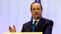 """François Hollande a assuré que chaque investissement en France est """"favorable à l'emploi""""."""