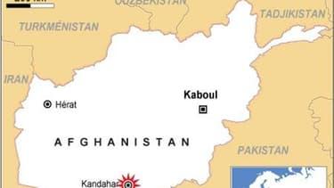 ATTAQUE DE LA BASE MILITAIRE DE KANDAHAR EN AFGHANISTAN