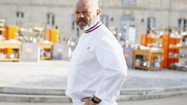 """Le chef Philippe Etchebest aide les restaurateurs dans l'émission """"Cauchemar en cuisine"""""""
