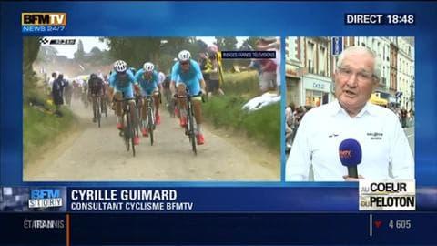 Tour de France 2015: Tony Martin remporte l'étape des pavés et s'empare du maillot jaune