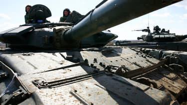 Le budget de l'armée russe a augmenté de façon continue depuis 2004.