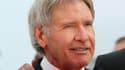 Harrison Ford à Cannes, le 18 mai 2014.