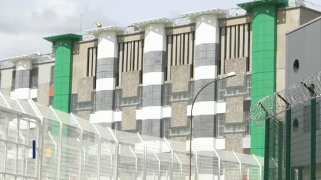 La prison de Fleury-Mérogis. -