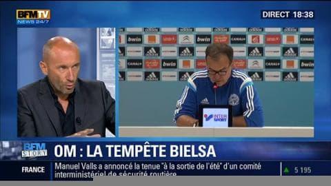 Démission de Marcelo Bielsa: L'Olympique de Marseille est en pleine tourmente