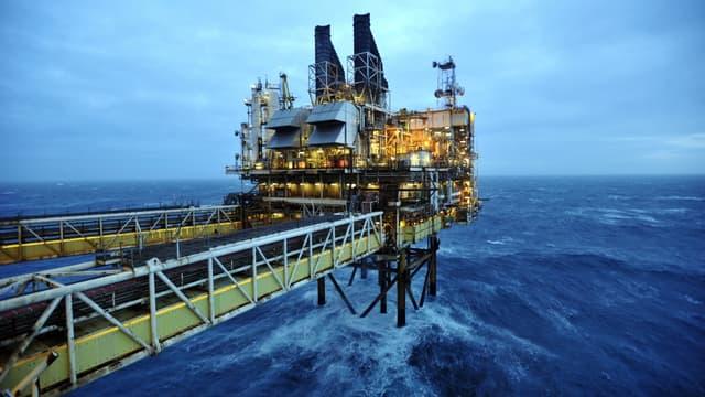 Shell va mettre fin à de nombreuses décennies d'exploitation intensive des champs pétrolifères de Mer du Nord.