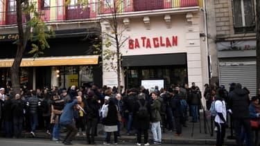 Le Bataclan à Paris