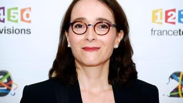 La patronne de France Télévisions, Delphine Ernotte.