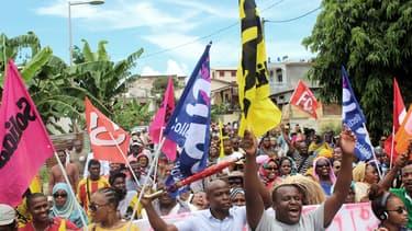 Le conflit social à Mayotte a duré six semaines. (image d'illustration)