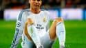 Cristiano Ronaldo, lâché par son corps en cette fin de saison.