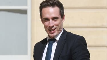 Jean-Baptiste Djebbari le 29 juin 2020 à Paris
