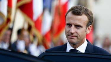 Emmanuel Macron s'est entretenu avec Giuseppe Conte par téléphone.