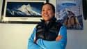 L'alpiniste sud-coréenne Oh Eun-sun se présente comme la première femme au monde à avoir vaincu la totalité des 14 sommets au monde de plus de 8.000 mètres, après avoir atteint mardi celui de l'Annapurna. /Photo prise le 9 mars 2010/REUTERS/Gopal Chitraka