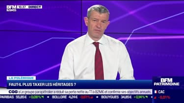Nicolas Doze : Faut-il taxer les héritages ? - 12/05