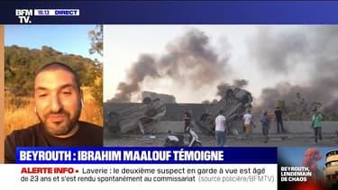 """Ibrahim Maalouf: """"Le Liban s'est toujours relevé"""""""