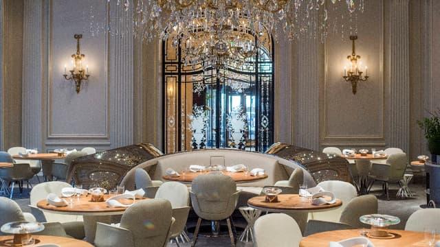Contrairement à la période 2012-2015, les Français se rendent davantage au restaurant. (image d'illustration)