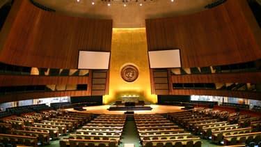 L'assemblée générale de l'ONU (PHOTO D'ILLUSTRATION)