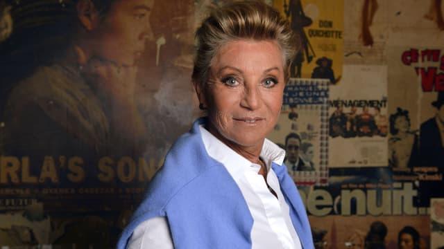 Sheila à Paris en 2012