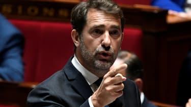Christophe Castaner à l'Assemblée nationale lors des questions au gouvernement, le 16 juin 2020 à Paris