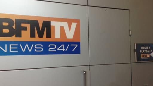 Un homme armé s'est introduit dans le hall de BFMTV vendredi.