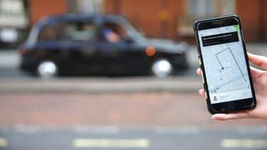 A Londres, 40.000 chauffeurs ont recours à Uber.