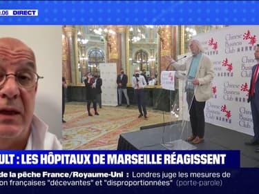 """Essais illégaux: pour la commission médicale des Hôpitaux universitaires de Marseille, '""""on est sur la ligne de crête entre soins et recherche"""""""