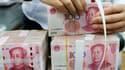 Des liasses de Yuan (image d'illustration)
