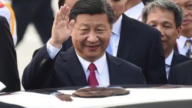 Xi Jinping, le président chinois, s'est posé en nouveau champion du libre-échange.