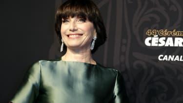Kristin Scott Thomas aux César 2019
