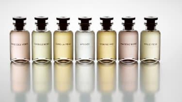 La gamme de parfum dévoilée dans quelques jours est composée de sept fragrances.